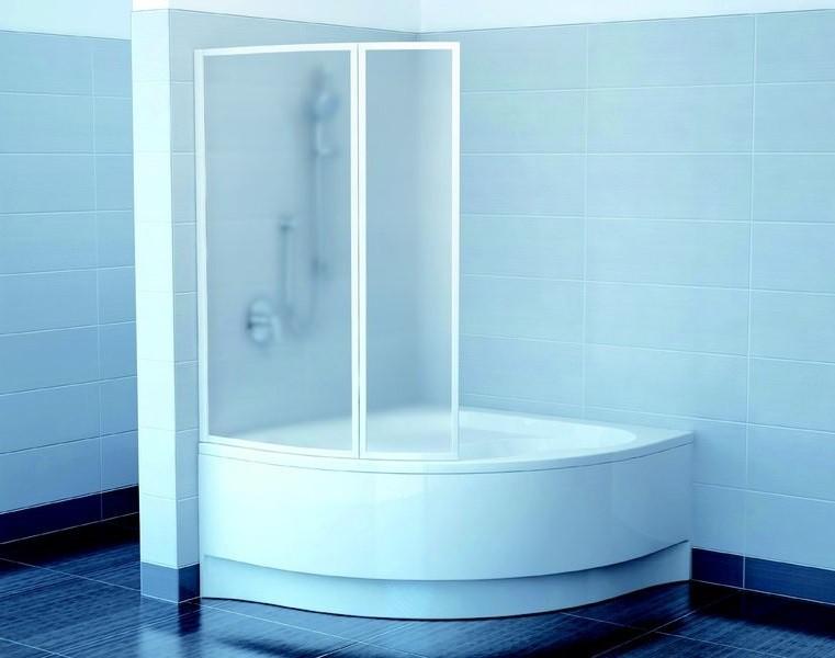 Eckbadewanne Schürze 150 x 150 cm weiß