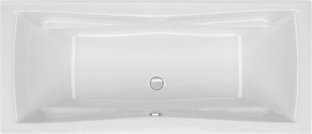 Badewanne mit Armlehnen 190 x 80 x 44,5 cm