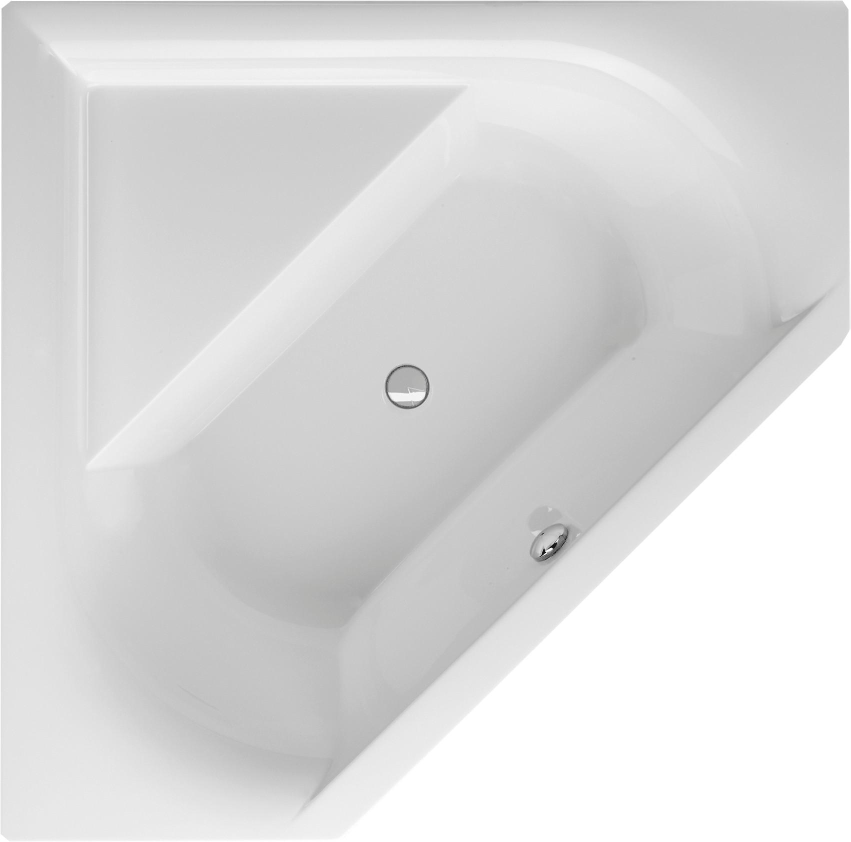 eckwanne 150 x 150 x 46 5 cm wei badewanne badewanne. Black Bedroom Furniture Sets. Home Design Ideas