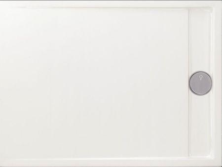 Duschtasse superflach 90 x 80 x 2,5 cm