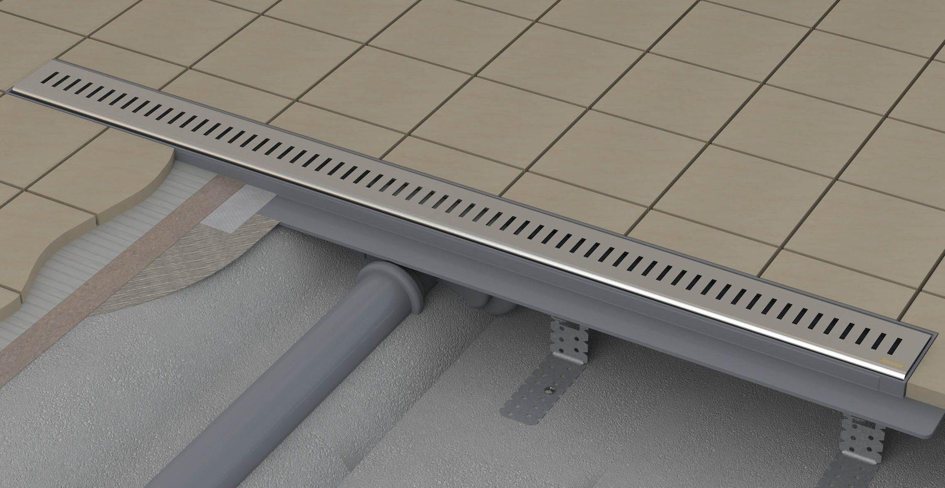 Gut gemocht Dusche Ablaufrinne 85 cm | Bad Heizung Design KQ65