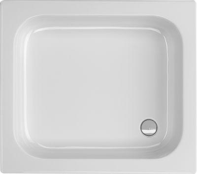 tiefe Duschwanne 90 x 75 x 14 cm