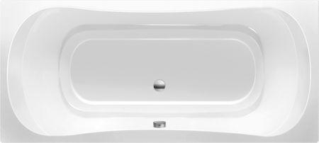 Badewanne 200 x 90 x 49 cm
