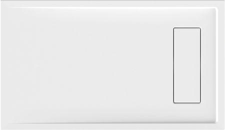 Duschwanne superflach 120 x 70 x 2,5 cm
