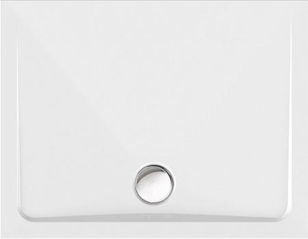 Duschwanne superflach 90 x 70 x 2,5 cm