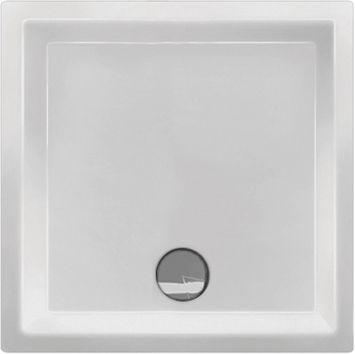 tiefe Duschwanne 90 x 90 x 12 cm