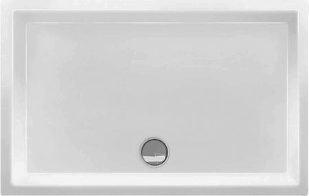 tiefe Duschtasse 100 x 70 x 12 cm