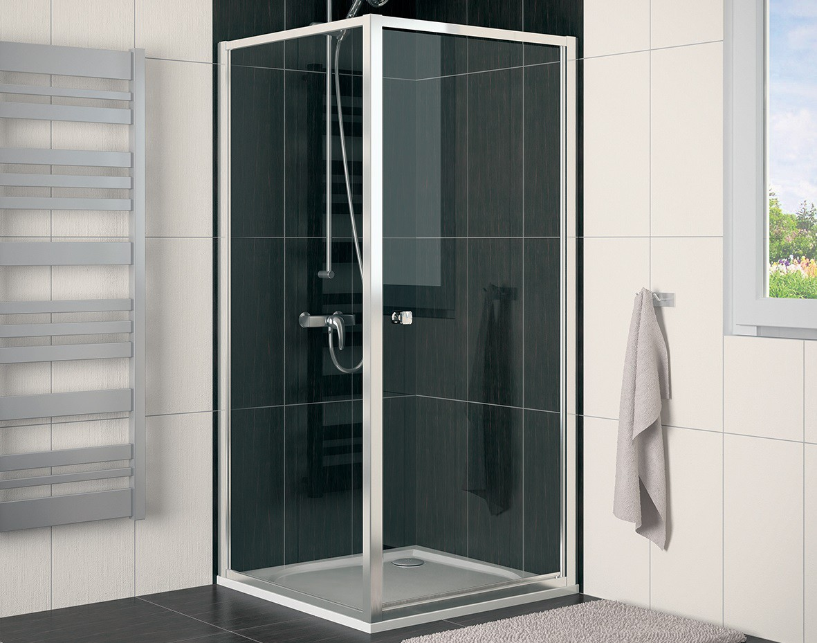 duschkabine pendelt r seitenwand ab 70 x 70 x 190 cm duschabtrennung dusche t r mit seitenwand. Black Bedroom Furniture Sets. Home Design Ideas