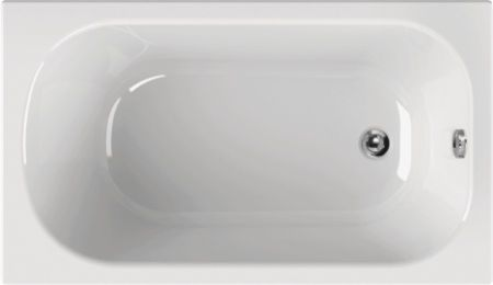 badewanne 140 x 70 cm mini rechteckbadewanne f r kleine b der. Black Bedroom Furniture Sets. Home Design Ideas