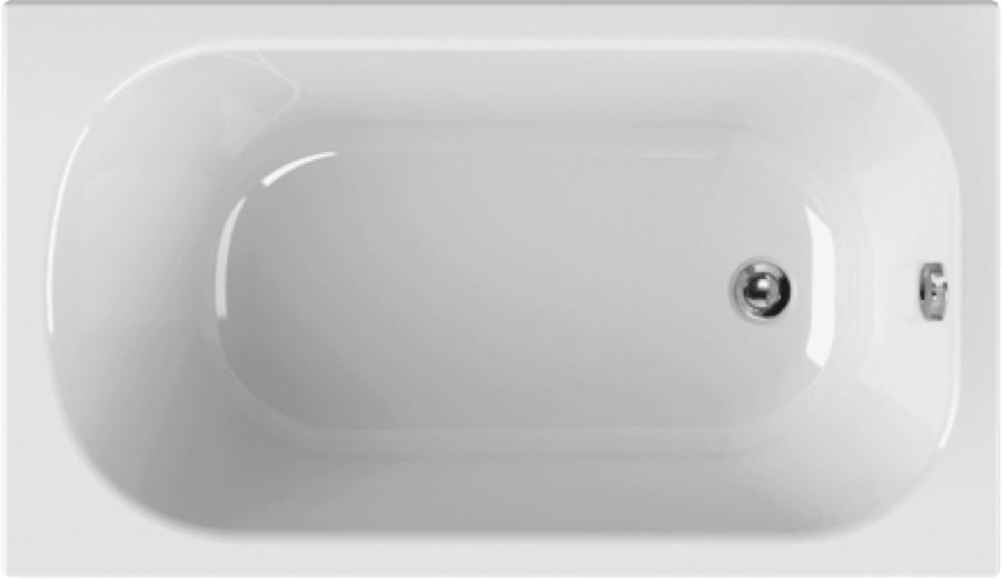 kleine rechteck badewanne 150 x 70 cm mit wannentr ger. Black Bedroom Furniture Sets. Home Design Ideas