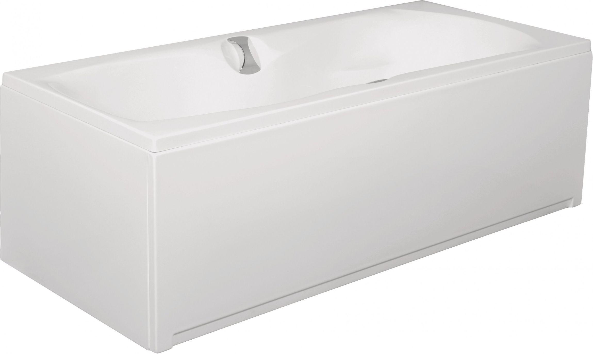 badewanne mit griffen 180 x 80 cm k rperformwanne dusche. Black Bedroom Furniture Sets. Home Design Ideas