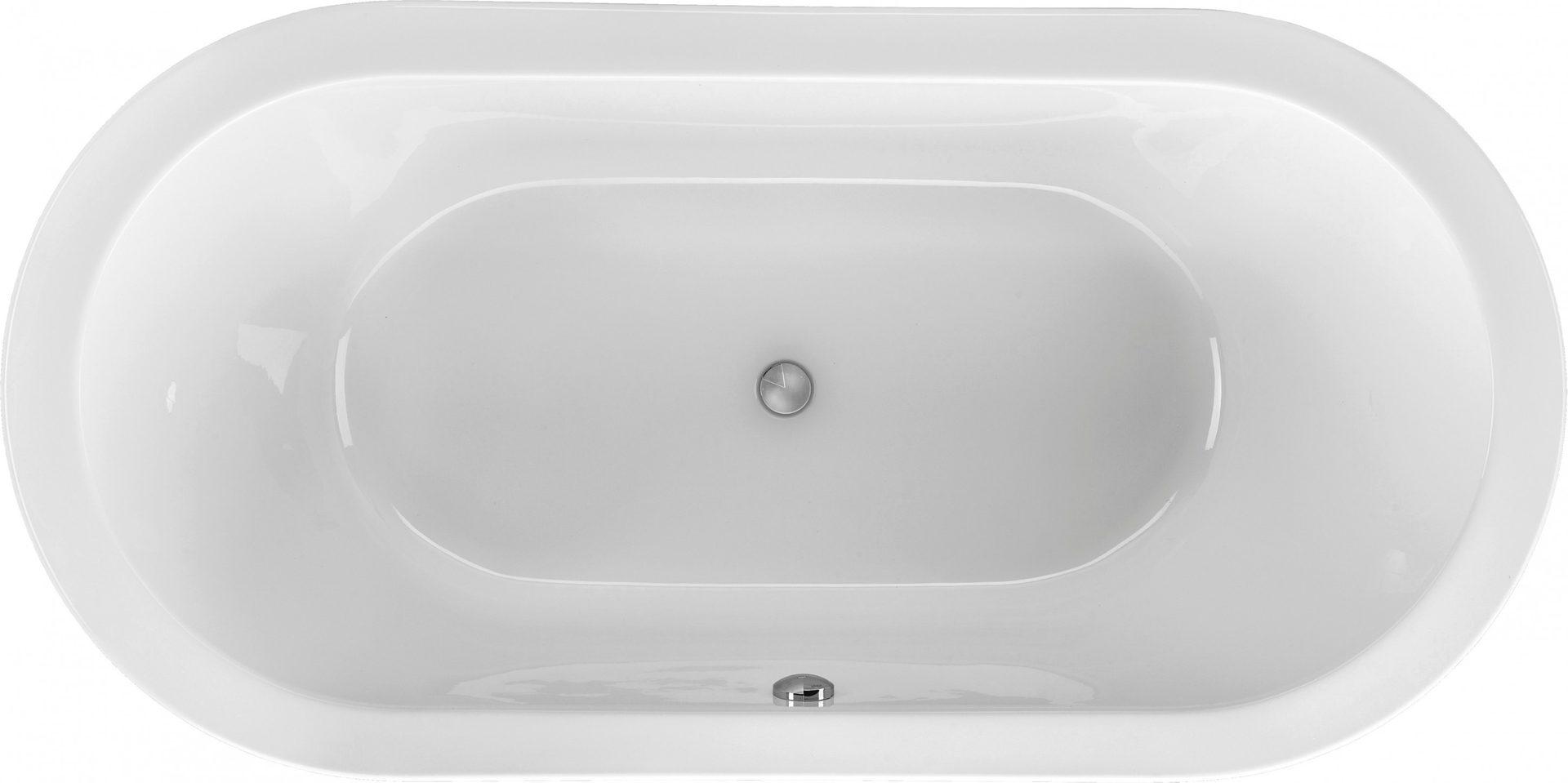 freistehende ovalwanne 200 x 100 cm mit untergestell und sch rze. Black Bedroom Furniture Sets. Home Design Ideas