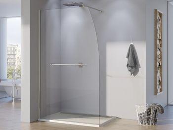 duschtrennwand 90 cm breit glaswand dusche. Black Bedroom Furniture Sets. Home Design Ideas