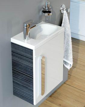 Waschbeckenunterschrank 400 mm CR