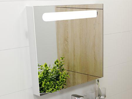 Badspiegel 800 mm CR