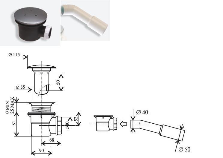 gussmarmor duschwanne 120 x 90 x 1 5 cm duschwanne duschtasse rechteck rechteckduschwanne 120. Black Bedroom Furniture Sets. Home Design Ideas