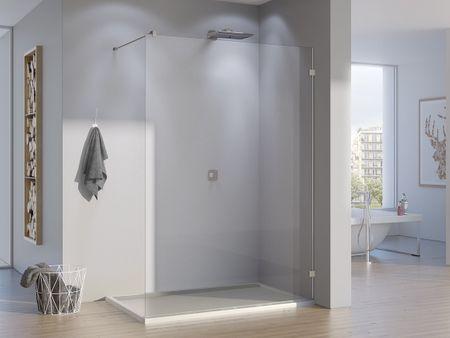 Glastrennwand Dusche 150 x 200 cm