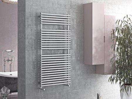 Badheizkörper Edelstahl 700 x 500 mm 302 Watt