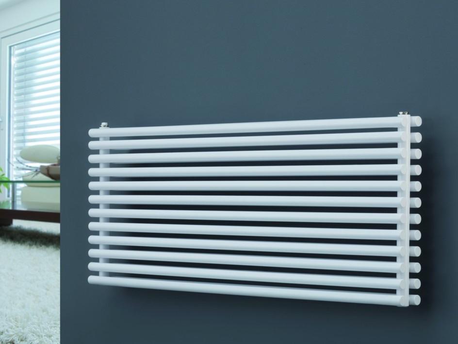 horizontale Röhrenheizkörper 50 x ab 50 cm ab 533 Watt | Bad Design Heizung
