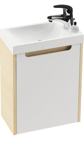 Mini Waschbecken Mit Unterschrank.Mini Waschbecken 40 X 22 Cm
