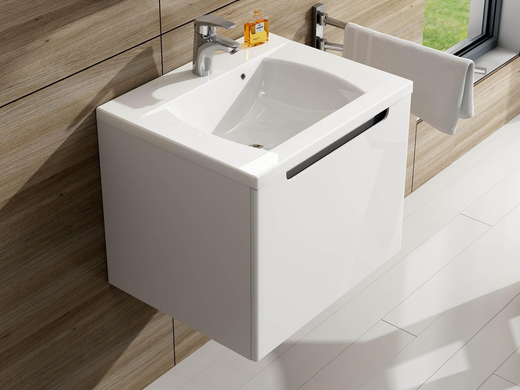 mineralguss waschtisch 60 x 49 x 18 cm waschtisch. Black Bedroom Furniture Sets. Home Design Ideas