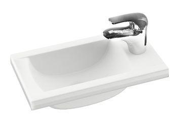 mini handwaschbecken 40 x 22 cm m bel badezimmerm bel serie cr. Black Bedroom Furniture Sets. Home Design Ideas