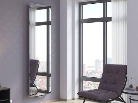 Heizwand mit Spiegelfront 180 x ab 44 cm ab 1006 Watt