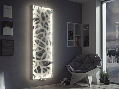 Heizkörper mit LED Licht 180 x ab 44 cm ab 1108 Watt