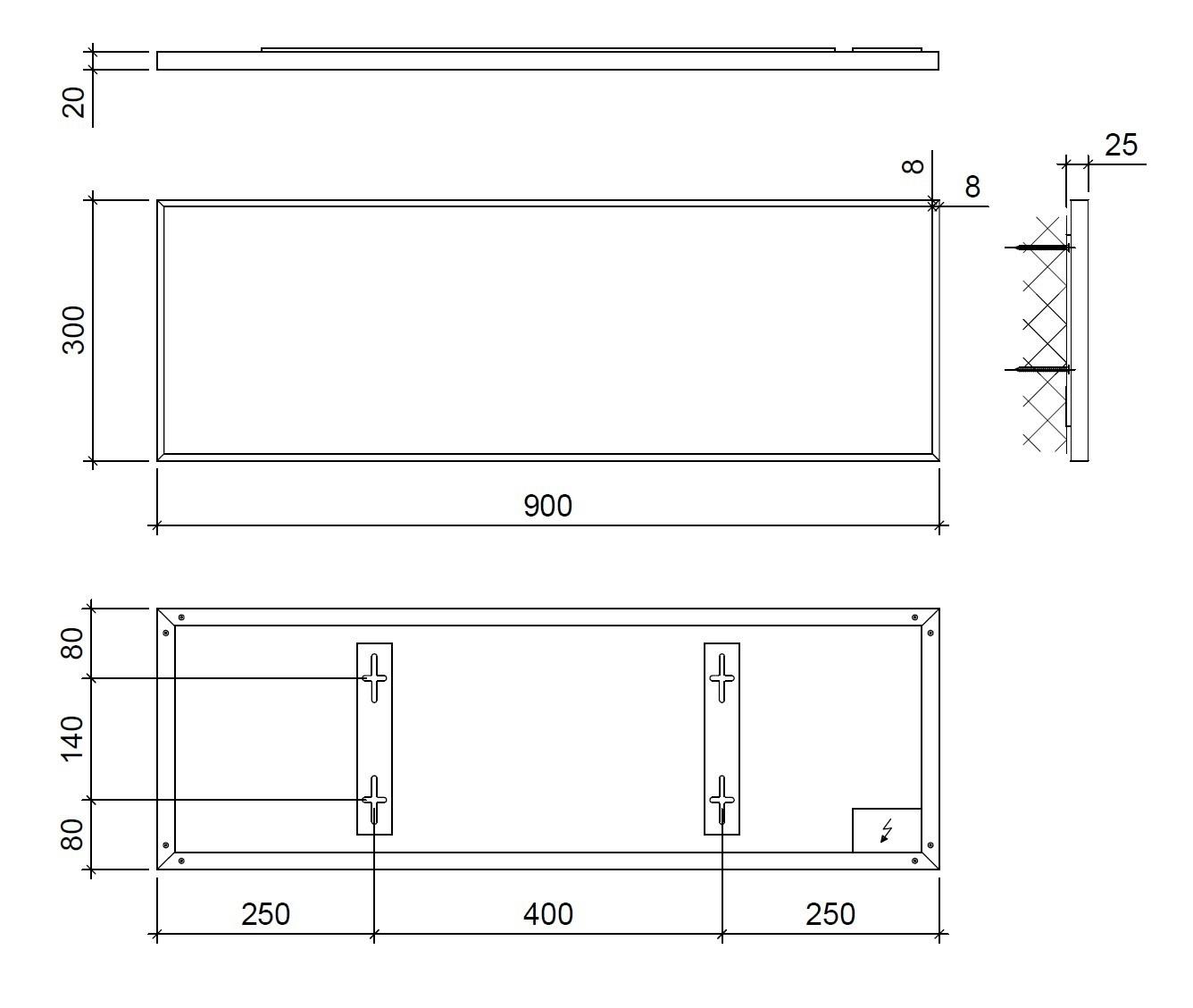 heizk rper infrarot mit bild bildmotiv oder wunschbild. Black Bedroom Furniture Sets. Home Design Ideas