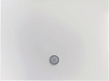 Mineralguss Duschtasse plan 120 x 80 x 1,5 cm