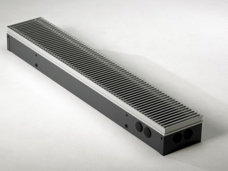 Bodenkonvektor 14 x 34 x ab 110 cm ab 470 Watt