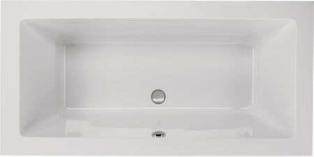 Badewanne 180 x 80 x 49 cm